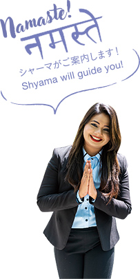 Shyama will guide you!