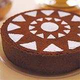 洋ナシのバターケーキ