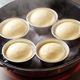 バニラ蒸しパン