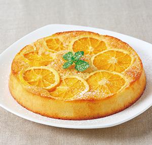 オレンジケーキレシピ人気