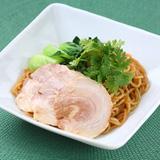 タイ式汁なし麺(バミーヘーン)