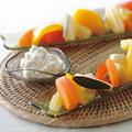 ホエーで作る夏野菜ピクルス