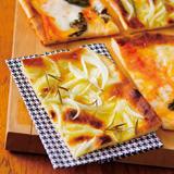 マルゲリータと玉ねぎのピッツァ