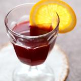 ジンジャー&オレンジ ホット赤ワイン