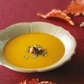 かぼちゃとりんごのスープ