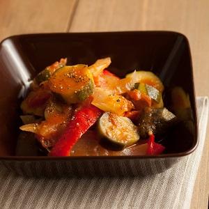 カラフル野菜のラタトゥイユ
