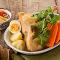 CALDO DE GALLINA 〜鶏のペルー風スープ〜