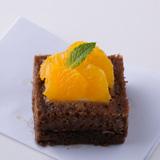 Finger Dish Sweets-カスタードクリームにオレンジ