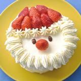 サンタクリスマスケーキ