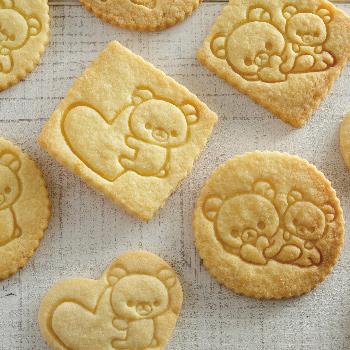 リラックマスタンプクッキー