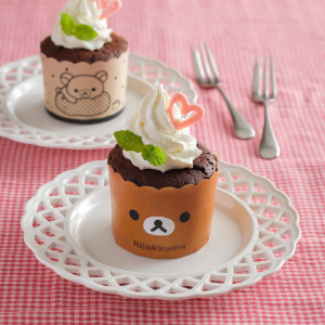 ガトーショコラカップケーキ