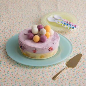 カラフルアイスケーキ
