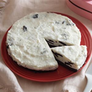 ヨーグルトのオレオチーズケーキ