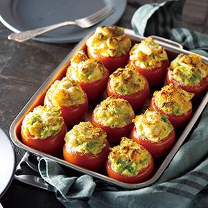 トマトのファルシー