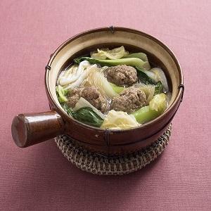 中華肉団子鍋(中国)