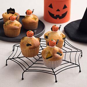 ごろごろかぼちゃのマフィン
