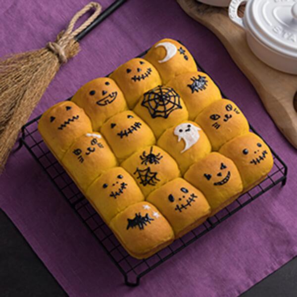 かぼちゃのちぎりパン