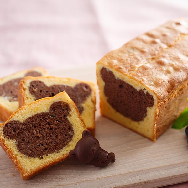 パウダー ベーキング パウンド ケーキ