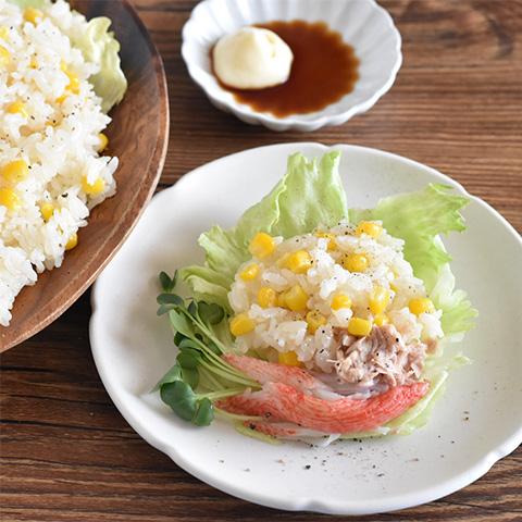 サラダ 巻き レシピ