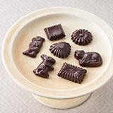 チョコレートのテンパリング
